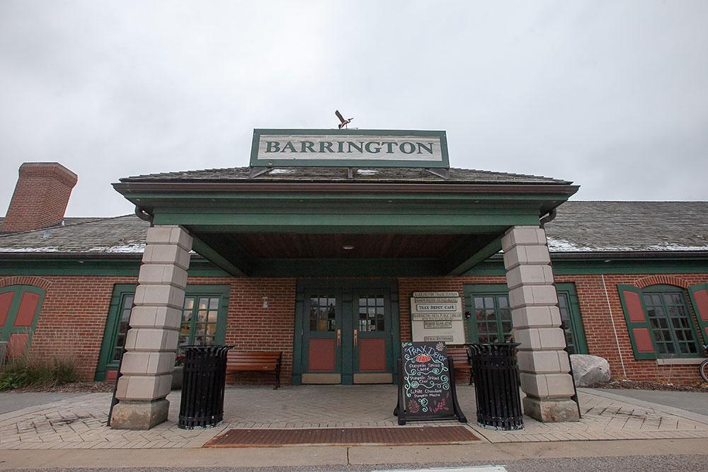 Barrington Suburb Photo