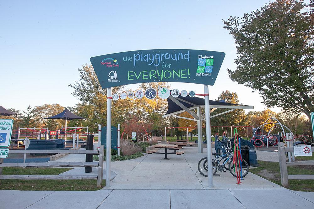 Elmhurst Suburb Photo