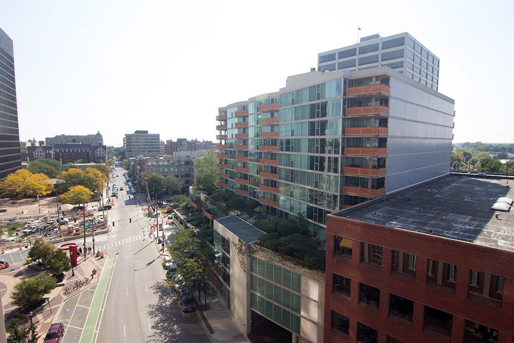 Evanston Suburb Photo
