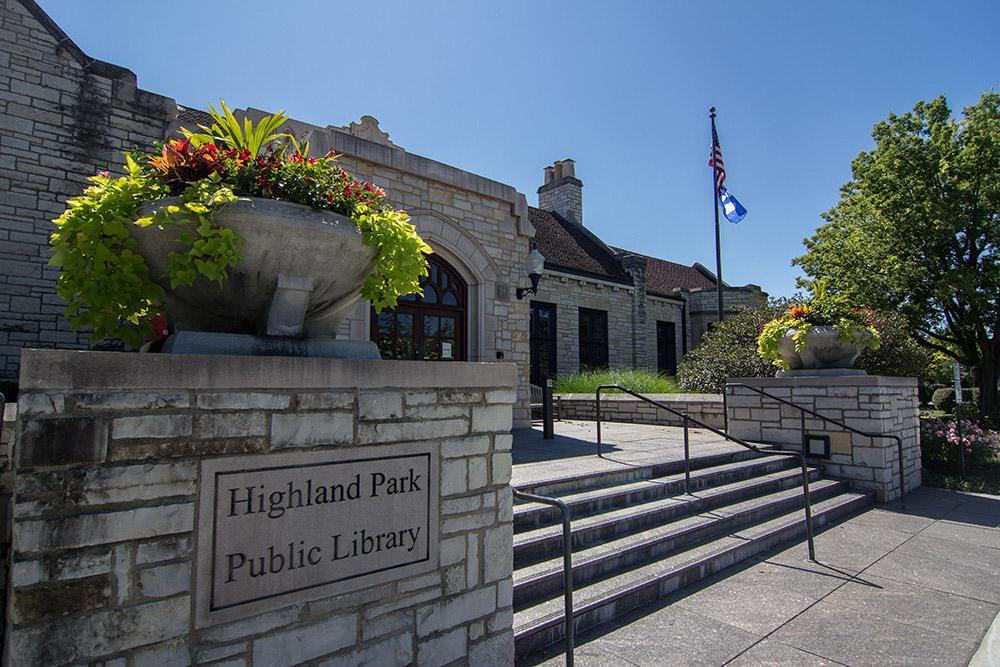Highland Park Suburb Photo
