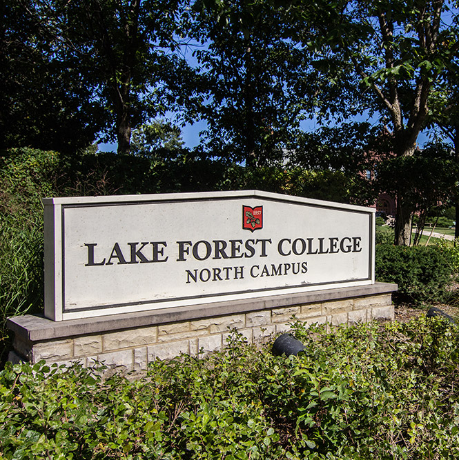 Lake Forest Suburb Photo